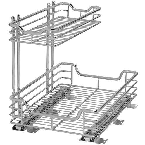 """Household Essentials® Glidez™ 12½"""" Under-the-Sink Sliding Cabinet Organizer"""