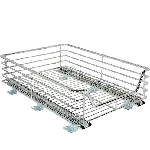 "Household Essentials® Glidez™ 14½"" Extra-Deep Sliding Cabinet Organizer"