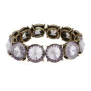 Bleu™ Round Stone Stretch Bracelet