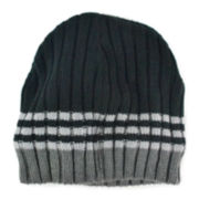 MUK LUKS® Ribbed Colorblock Beanie