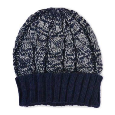 jcpenney.com | MUK LUKS® Cable Knit Beanie