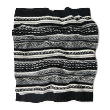 jcpenney.com | MUK LUKS® Fair Isle Funnel Scarf