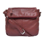 St. John's Bay® Foldover Crossbody Bag