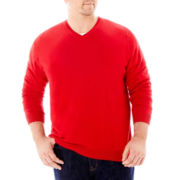 The Foundry Supply Co.™ V-Neck Sweater–Big & Tall