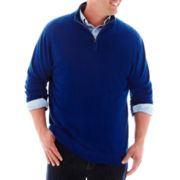 The Foundry Supply Co.™ Quarter-Zip Sweater–Big & Tall