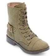 Arizona Nene Womens Short Lace-Up Boots