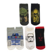 Star Wars™ 5-pk. Low-Cut Socks