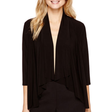 jcpenney.com | R&M Richards Long-Sleeve Knit Shrug