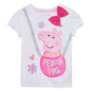 Peppa Pig Graphic Tee - Toddler Girls 2t-4t
