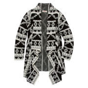 Arizona Aztec Cardigan - Girls 7-16 and Plus