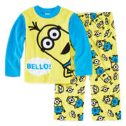 Minion 2-pc. Fleece Pajama Set - Boys 4-10