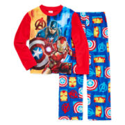 Avengers 2-pc. Fleece Pajama Set - Boys 4-10