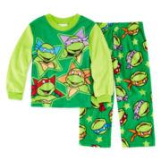 Teenage Mutant Ninja Turtles 2-pc. Fleece Pajama Set - Toddler Boys 2t-4t