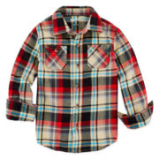 Arizona Flannel Shirt - Preschool Boys 4-7