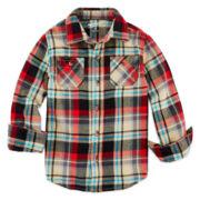 Arizona Flannel Shirt - Preschool Boys 4-7