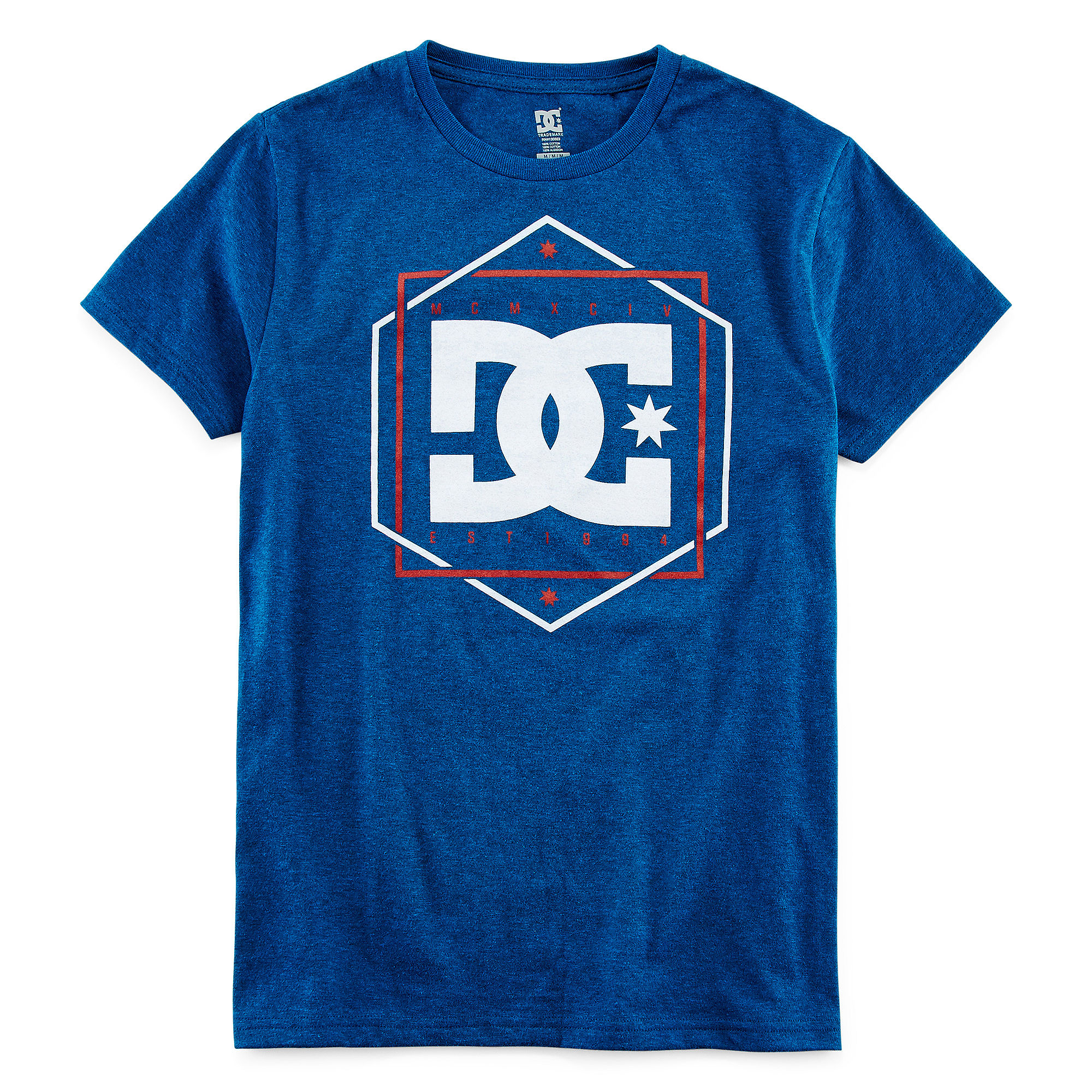 DC Shoes Co Super DC Graphic Tee - Boys 8-20