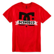 DC Shoes Co® Fine Lines Graphic Tee - Boys 8-20