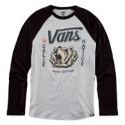 Vans® Long-Sleeve Graphic Tee - Boys 8-20