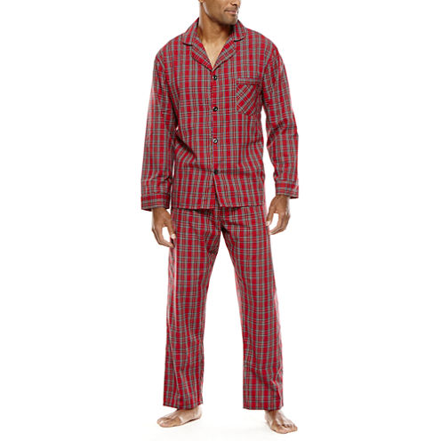 Hanes® Pajama Set–Big & Tall