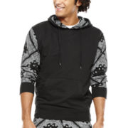 Hollywood Stanley Printed Fleece Hoodie