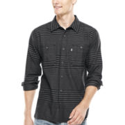 Levi's® Hackett Long-Sleeve Flannel Shirt