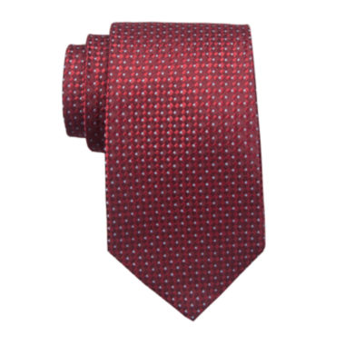 jcpenney.com | Collection by Michael Strahan Textured Silk Tie