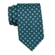 Collection by Michael Strahan  Neat Silk Tie