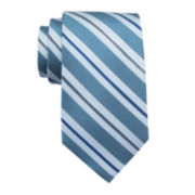 Collection by Michael Strahan Stripe Silk Tie