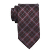 Stafford® Fall Plaid Silk Tie