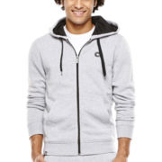 akademiks® The Hood Full-Zip Fleece Top