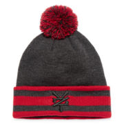 Zoo York® Striped Pom Beanie