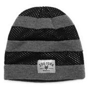 Zoo York® Striped Knit Beanie