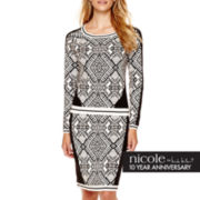 nicole by Nicole Miller® Intarsia Sweater or Skirt