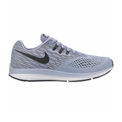 factory authentic 68c65 547c6 Nike Zoom Winflo 4 Mens Lace-up Running Shoes