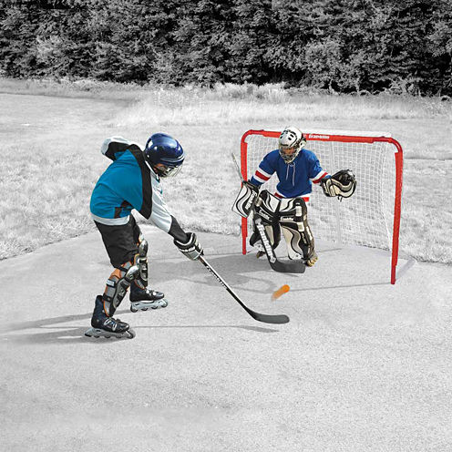 "Franklin Sports NHL 50"" Tournament Steel Goal"""