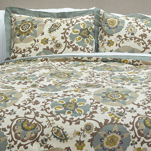 Rizzy Home Dress The Bed Fever Pitch 3-pc. Comforter Set