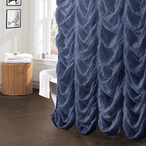 Lush Décor Madelynn Shower Curtain