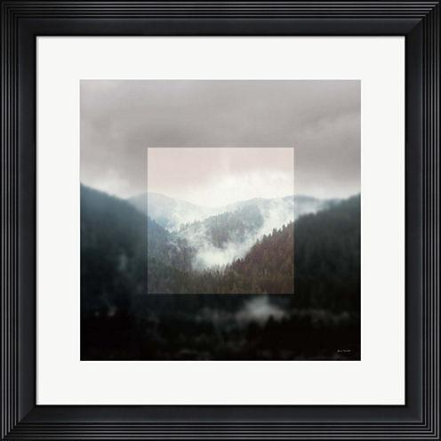 Framed Landscape I Framed Wall Art