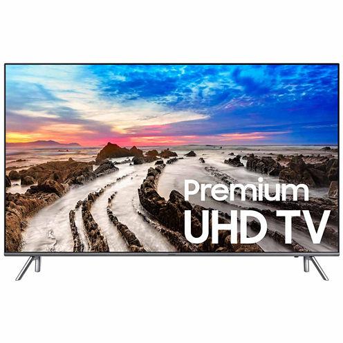 "Samsung 55"" Class UHD 4K HDR LED Smart HDTV"