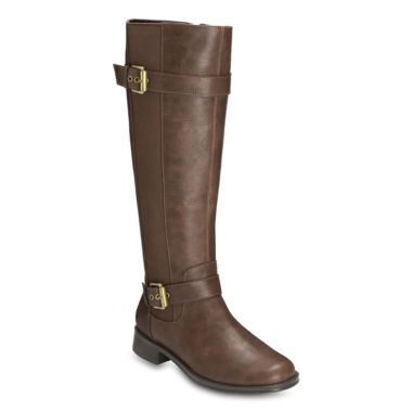 jcpenney.com | A2 by Aerosoles® Ride Out Comfort Womens Riding Boots