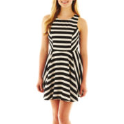 My Michelle® Striped Dress