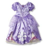 Disney Sofia Costume - Girls 2-8