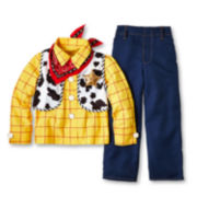 Disney Woody Costume - Boys 2-8
