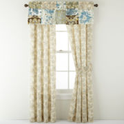 jcp home™ Kendall Curtain Panel Pair