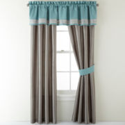 Shalimar Curtain Panel Pair