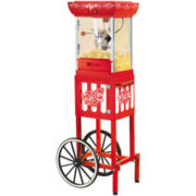 Nostalgia Electrics™ Popcorn Cart