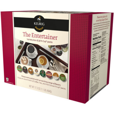 jcpenney.com | Keurig® K-Cups® 48-ct. Entertainer Variety Pack