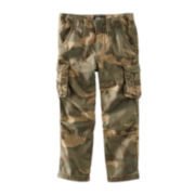 OshKosh B'gosh® Camo Cargo Pants - Boys 2t-4t