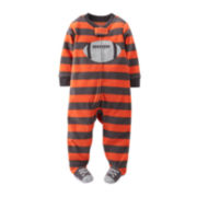 Carter's® Long-Sleeve Microfleece Bodysuit – Boys 2t-5t