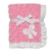 Pink Swirl Blanket